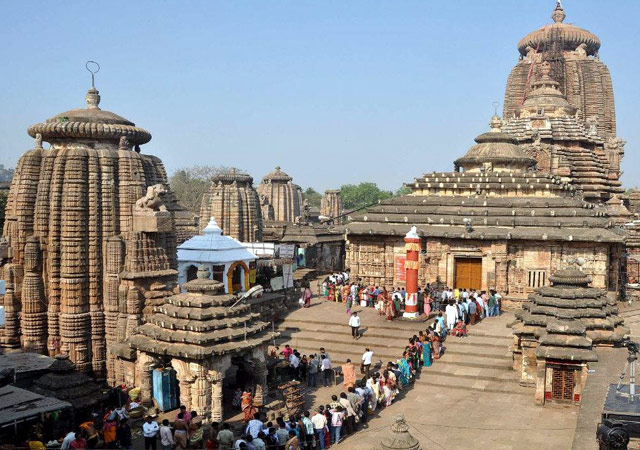 Most famous shiva temples in india india pilgrim tours for Architecture design for home in odisha