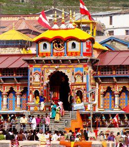 Char Dham Yatra by Road