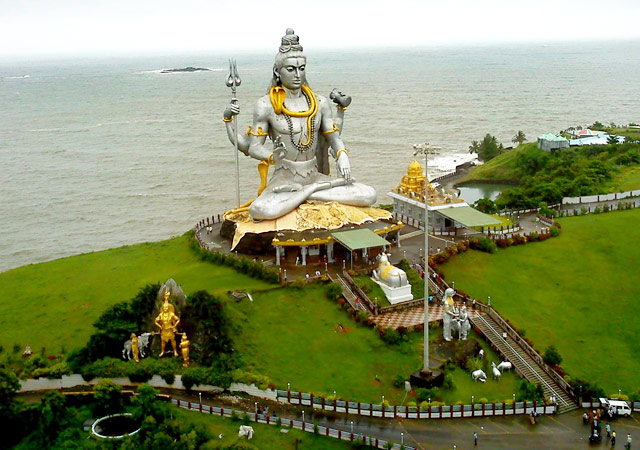 Most Famous Shiva Temples In India India Pilgrimage Travel - Temple landscape architecture