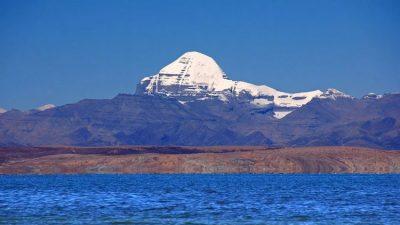 Kailash- Mansarover-Lake
