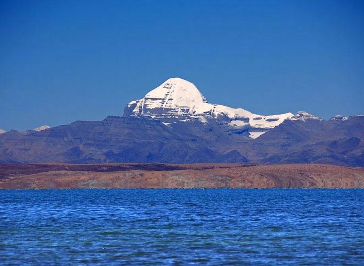 Religious significance of lake mansarovar india pilgrimage travel topics ipt - Kailash mansarovar om ...