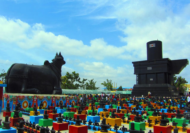 Kotilingeshwara Temple Karnataka India Pilgrimage Travel Topics Ipt