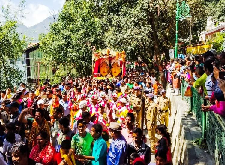 Nanda Devi Festival