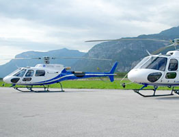 Do Dham Yatra by Helicopter