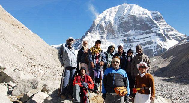 Adi kailash yatra package chota kailash tour package - Kailash mansarovar om ...