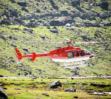 Amarnath Yatra 2017 by Helicopter from Baltal