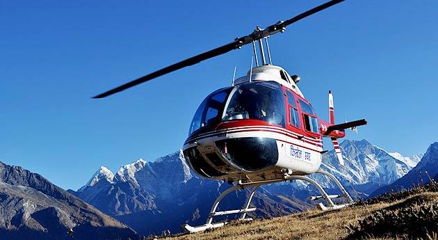 Kailash Mansarovar Yatra by Helicopter (Kathmandu)