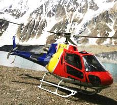 Damodarkund Tour By Helicopter