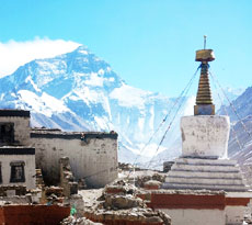 Lhasa with Mount Kailash Mansarovar Tour