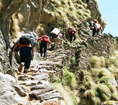 Nanda Devi Milam Glacier Trek