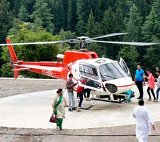 6 Days Chardham Yatra by Helicopter